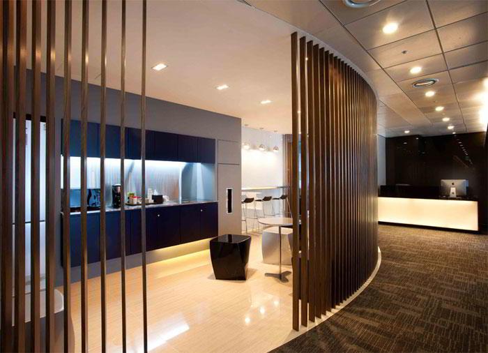 Seoul Busines Address - Lounge Area