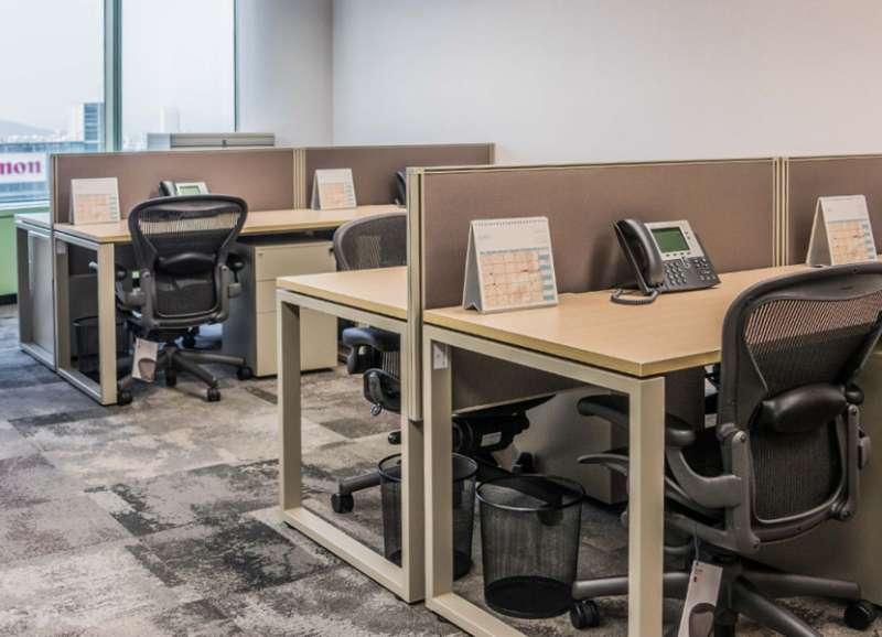 Seoul Virtual Office Address - Lounge Commons Area