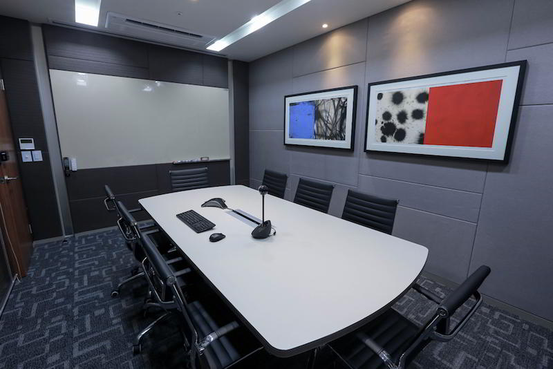 Turnkey Seoul Conference Room