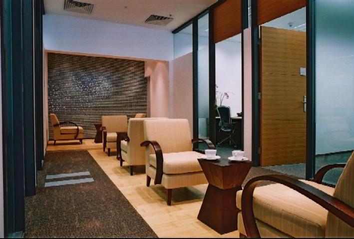 Break Room - Kitchen Area - Shanghai Executive Suite