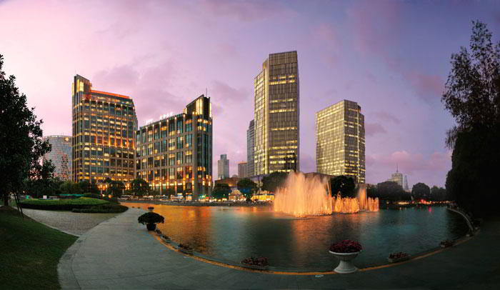 Shanghai Business Address - Building Location