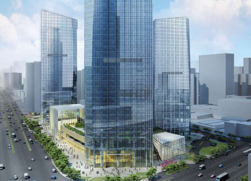 Shanghai Virtual Office Address Location