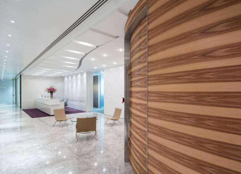 Receptionist Lobby - Virtual Offices in Shanghai