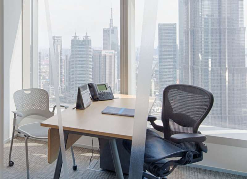 Turnkey Shanghai Conference Room