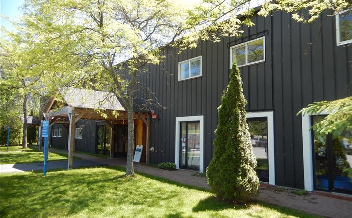 Shelburne Business Address - Building Location