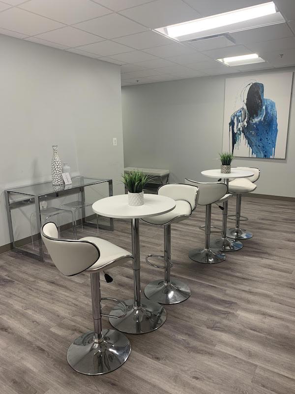 Break Room - Kitchen Area - Silver Spring Virtual Office