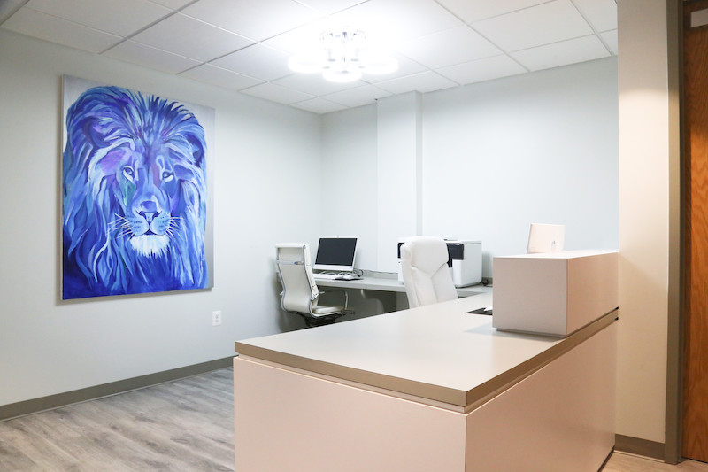 Silver Spring Live Receptionist and Business Address Lobby