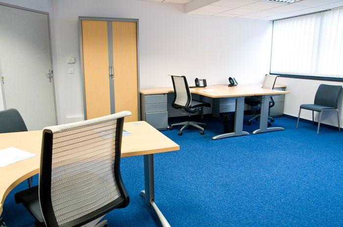 Sophia Antipolis  Virtual Office Space - Comfortable Commons Area