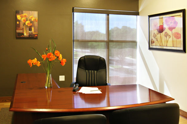 St. George Temporary Private Office or Meeting Room