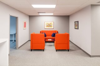 St. Louis Busines Address - Lounge Area