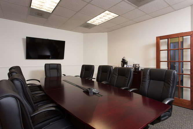 Turnkey St. Petersburg Conference Room