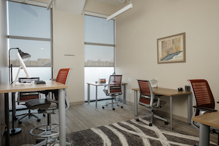 Stamford Virtual Office Address - Lounge Commons Area