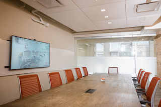 Turnkey Stamford Conference Room