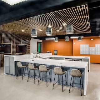 Break Room - Kitchen Area - Sugar Land Virtual Office