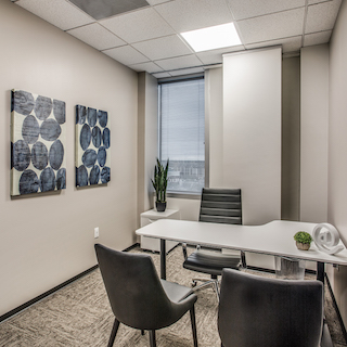 Temporary Sugar Land Office - Meeting Room