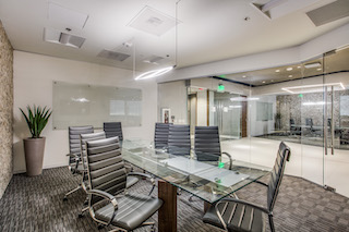 Turnkey Sugar Land Conference Room