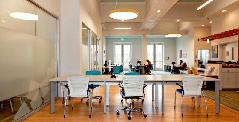 Sunnyvale Virtual Office Address - Lounge Commons Area