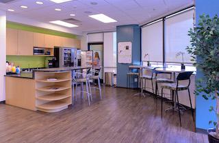 Break Room - Kitchen Area - Surprise Virtual Office