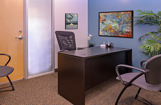 Surprise Temporary Private Office or Meeting Room