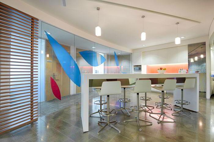 Break Area in Sydney Virtual Office Space