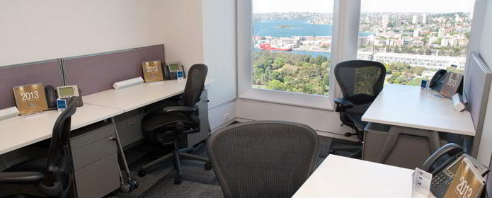 Sydney Virtual Office Space - Comfortable Commons Area
