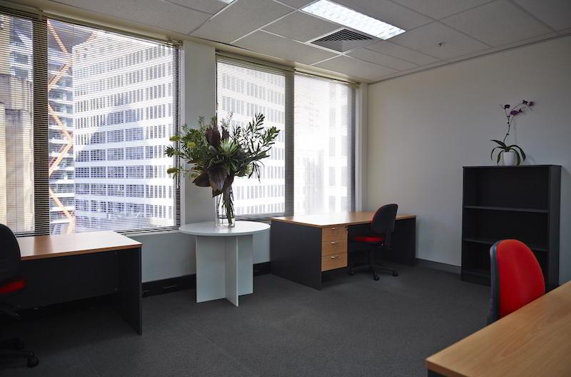 Sydney Busines Address - Lounge Area
