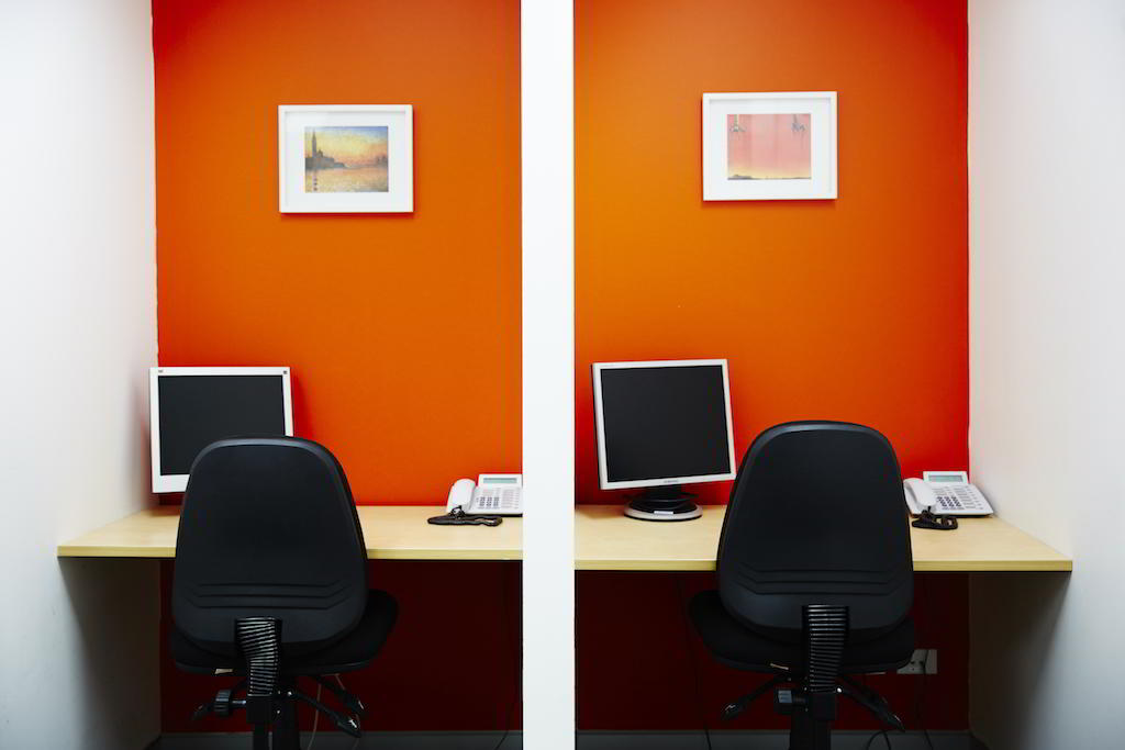 Sydney Virtual Office Address - Lounge Commons Area