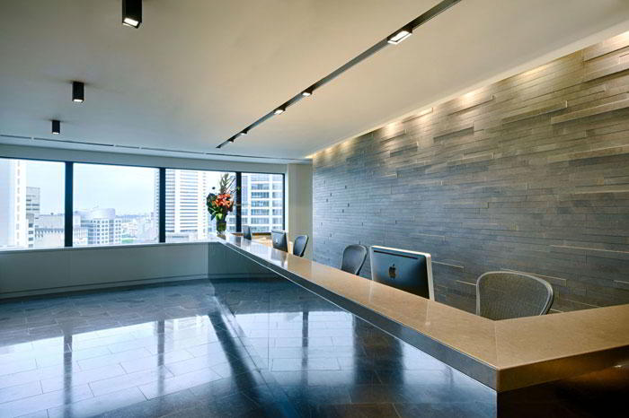 Receptionist and Mail Area - Sydney Virtual Office