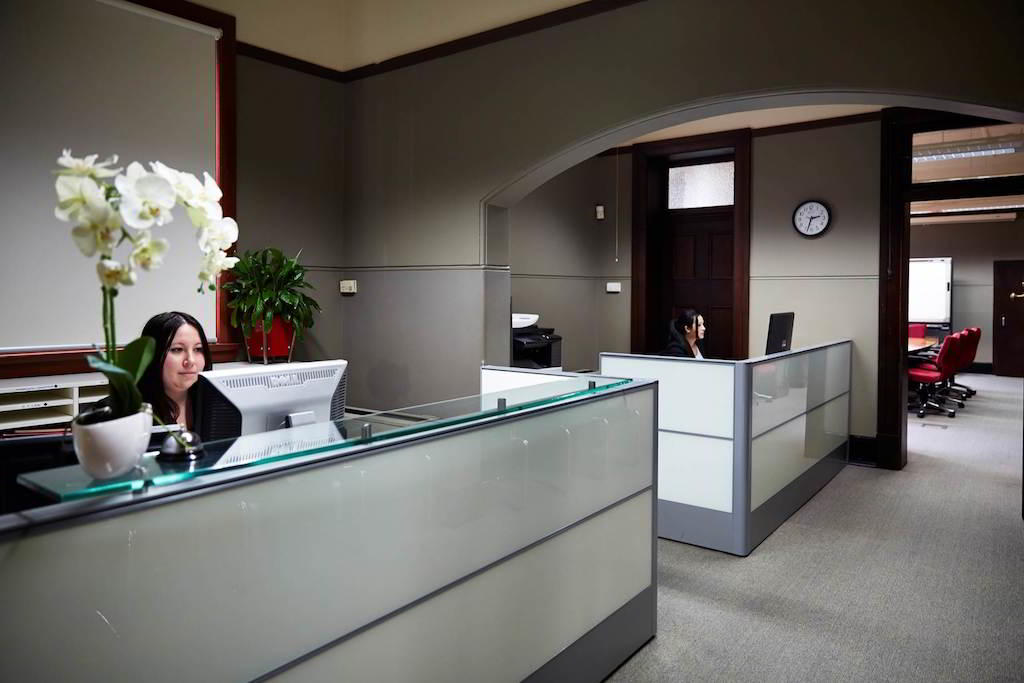 Sydney Live Receptionist and Business Address Lobby