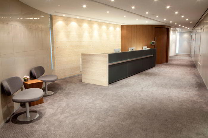 Receptionist and Mail Area - Taipei Virtual Office