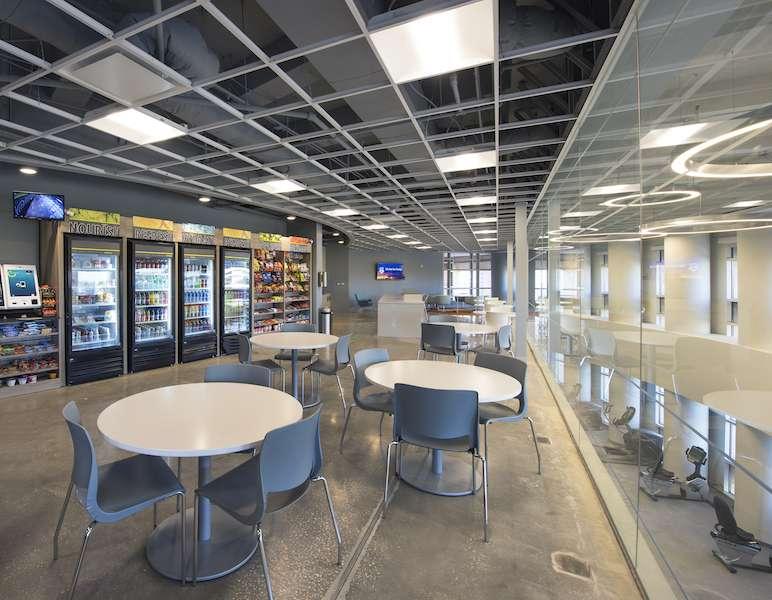 Break Room - Kitchen Area - Tampa Virtual Office