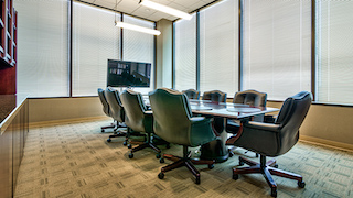 Stylish Tampa Meeting Room