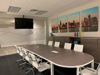 Turnkey The Woodlands Conference Room
