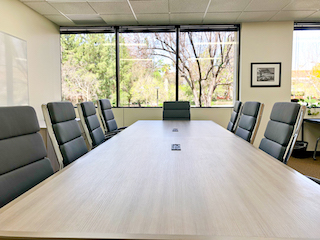 Turnkey Thousand Oaks Conference Room