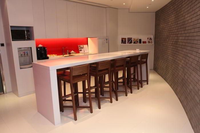 Break Room - Kitchen Area - Tianjin Virtual Office