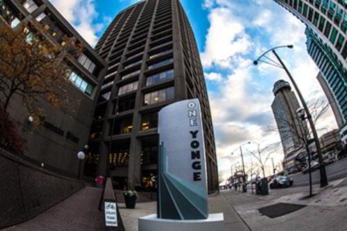 Exterior Facade - Toronto Virtual Office Space