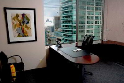 Toronto Day Office - Fully Equipped