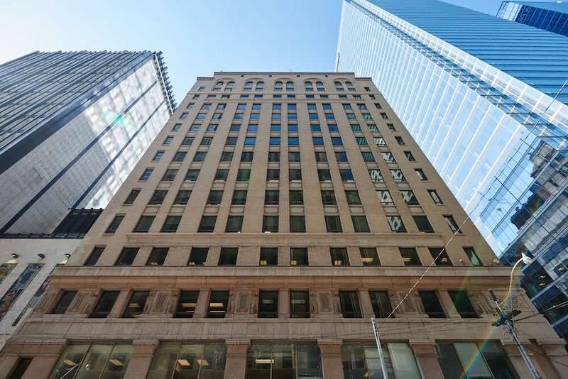 Toronto Business Address - Building Location