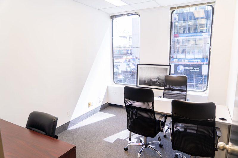 Temporary Toronto Office - Meeting Room