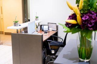 Toronto Live Receptionist and Business Address Lobby