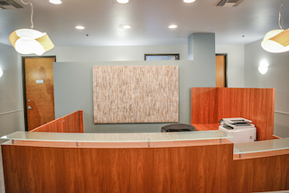 Torrance Live Receptionist and Business Address Lobby