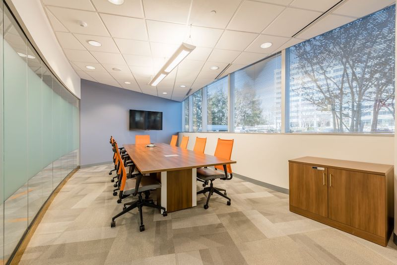Stylish Tysons Corner Meeting Room