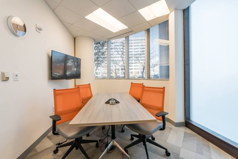 Turnkey Tysons Corner Conference Room