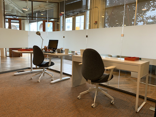 Union City Virtual Office Address - Lounge Commons Area