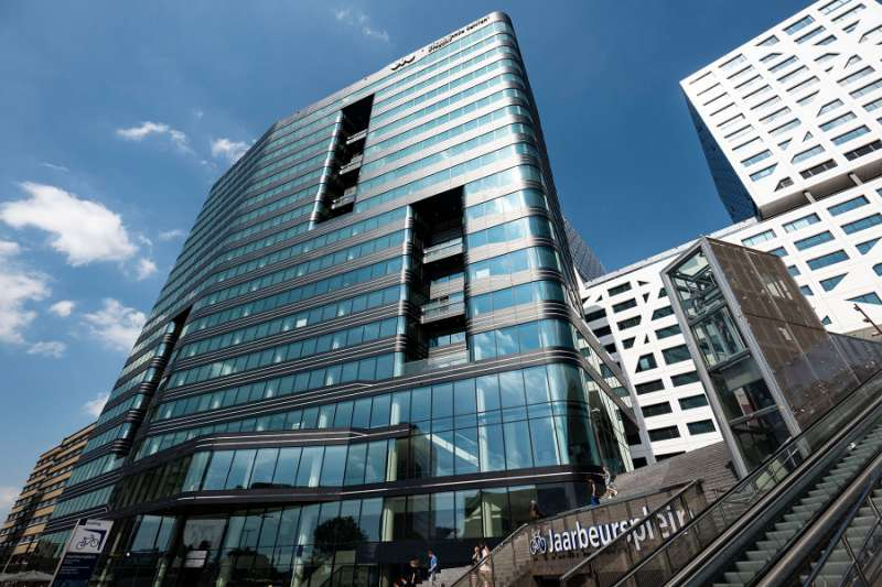 Utrecht Business Address - Building Location