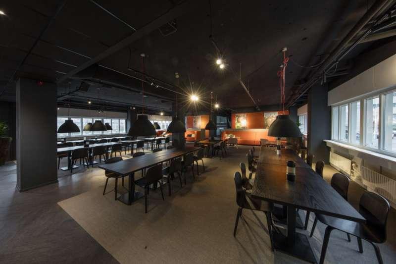Utrecht Busines Address - Lounge Area