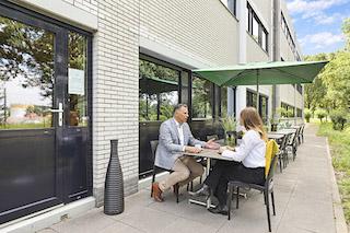Utrecht Virtual Office Address - Lounge Commons Area