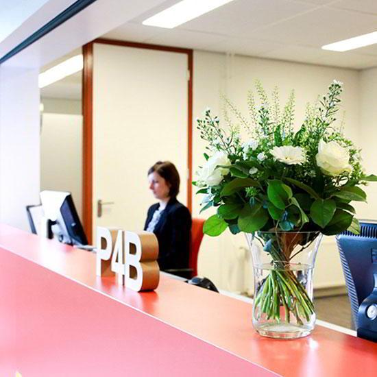 Receptionist Lobby - Virtual Offices in Valkenswaard