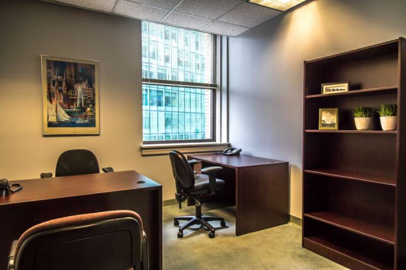 Temporary Vancouver Office - Meeting Room