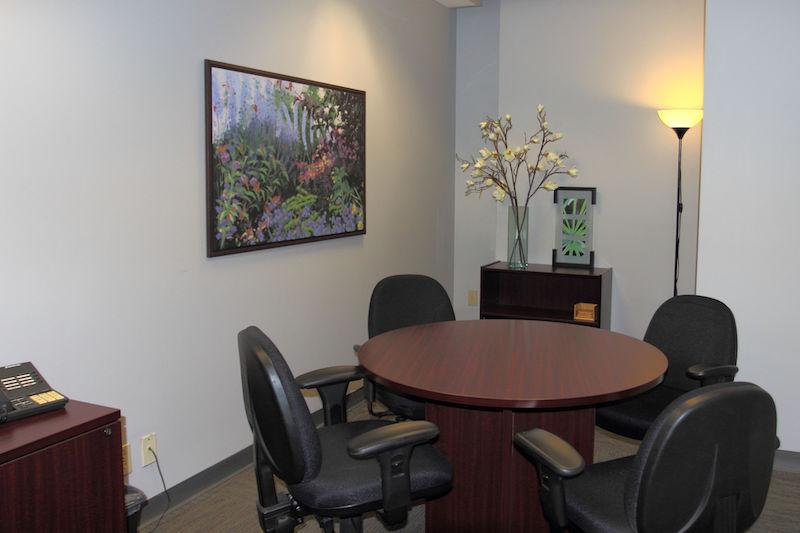 Stylish Vancouver Meeting Room